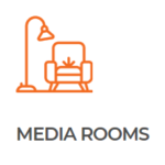 Basement Finishers - Media Rooms